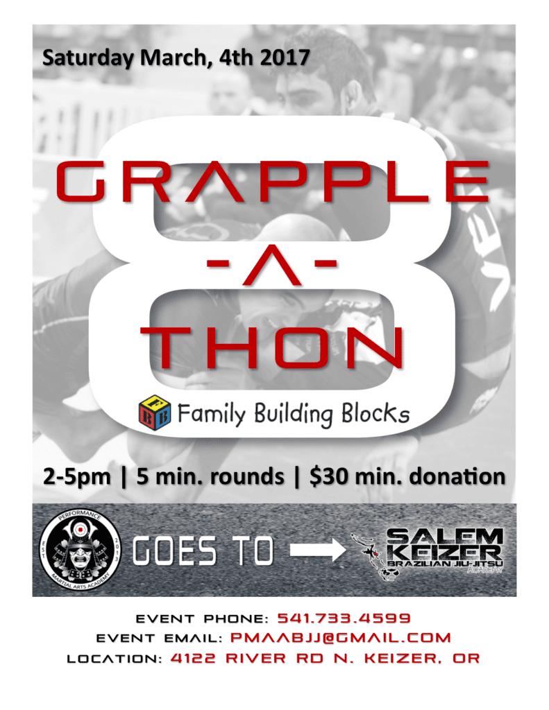 Grapple-A-Thon 8